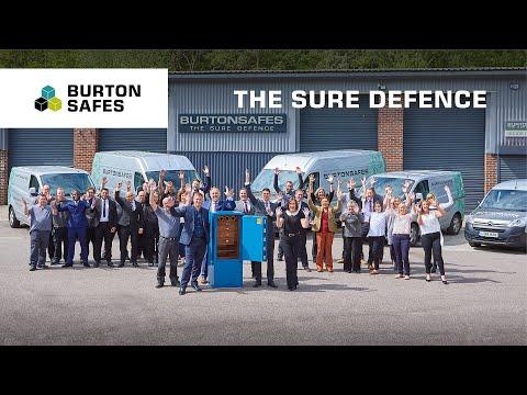 Burton Safes Celebrating 30th Year Anniversary