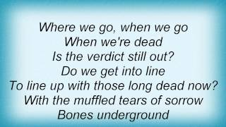 Dave Matthews Band - Dreams Of Our Fathers Lyrics