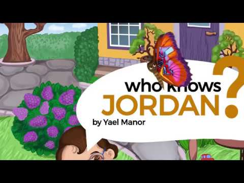Who Knows Jordan? Book Trailer