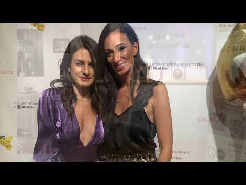 Presenting the Fashion Show For Oriana Lamarca Jewelry