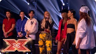 the x factor uk 2017 jbk six chair challenge full clip s14e13 most