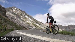 Col d'Izoard vanaf Briancon