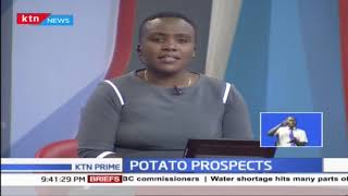 Kenya has the potential to be the largest market leader in potato production