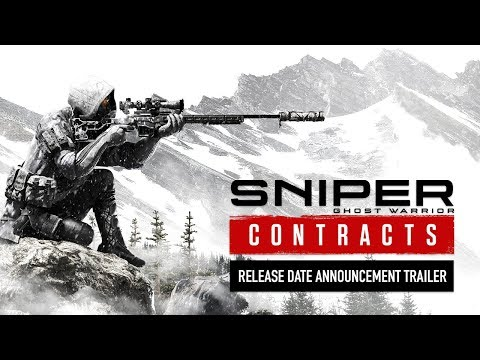Sniper Ghost Warrior Contracts - Release Date Announcement Trailer thumbnail