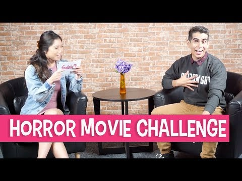 Can You Guess The Horror Movie? With James Cavlo! | FanlalaTV