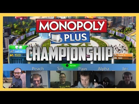 Monopoly Week CHAMPIONSHIP! Winners from a week of Monopoly face off! | Swiftor
