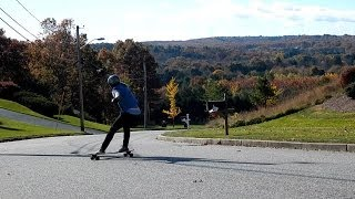 Skate Great Goes Spanish: Hammond Longboards