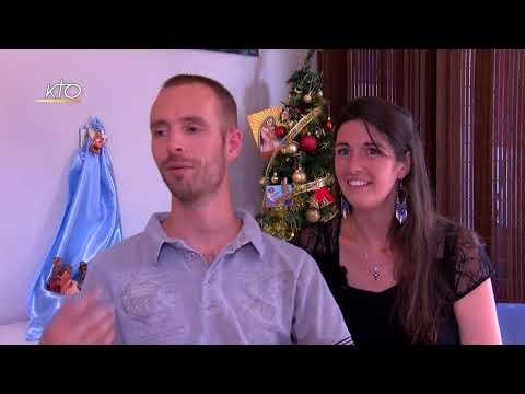 Diane et Louis, volontaires Fidesco à Santiago du Chili