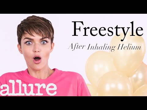 Ruby Rose Tries 9 Things She's Never Done Before   Allure
