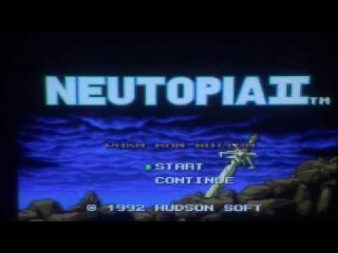 Neutopia Wii