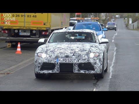 2 Supra Prototypen am Nürburgring