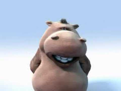 Happy Hippo πολύ γέλιο!
