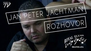 Jan Peter Jachtman-/1.miesto WSOP $10 000 PLO 2012/