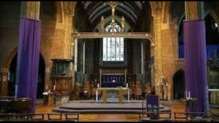 St Andrew's Church Parish Eucharist for Easter 7 Sunday 16th May 2021