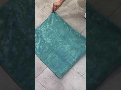 """Салфетка для мытья полов """"Лайт"""" 50х60 см, (сиреневая)"""