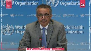 الصحة العالمية:كورونا يسجل تصاعداً سريعاً والوفيات تضاعفت بأسبوع