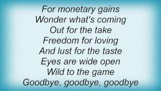 Ac Dc - Goodbye & Good Riddance To Bad Luck Lyrics