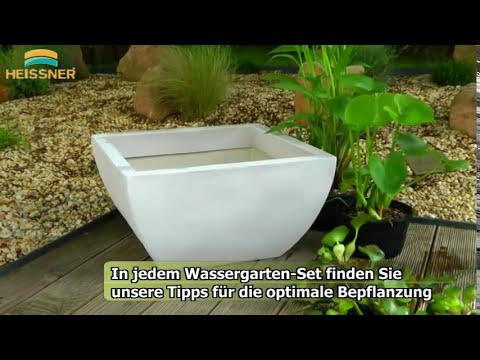 Moderne Wassergarten-Sets von Heissner