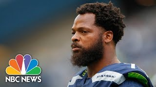 NFL Star Michael Bennett Says Police Threatened To 'Blow My Head Off' | NBC News