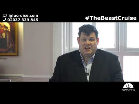 The Beast from 'The Chase' Talks About His Travel Experience | Iglu Cruise