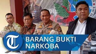 Polda Metro Jaya Tangkap Bandar Narkoba Eks Napi Cipinang
