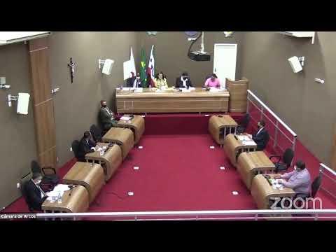 Reunião Ordinária (01/02/2021) - Câmara Municipal de Arcos