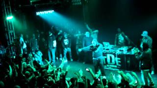 Brand New Guy Live @ Los Angeles - ASAP Rocky ft. Schoolboy Q