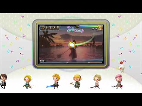 Theatrhythm Soundtrack Gets Some Classic Final Fantasy Themes