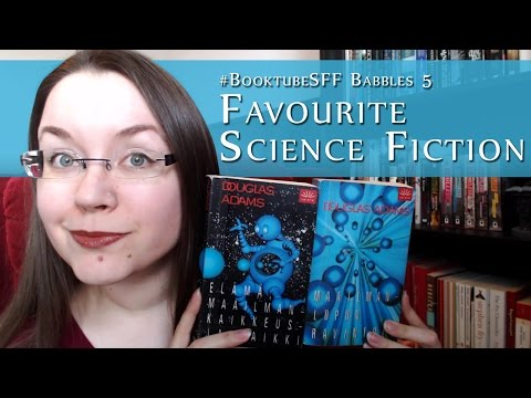 Favourite Science Fiction Books | #BooktubeSFF Babbles