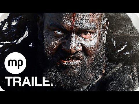 BAHUBALI THE BEGINNING Trailer German Deutsch (2016)