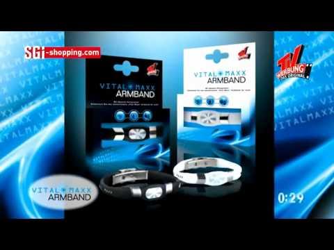 37 VitalMaxx  Power Armband 4841 4842 POS