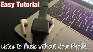How To Download Music on Your Apple Watch!!