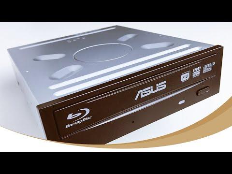 ASUS BW-16D1HT - Der schnelle und leise Blu-ray Brenner (MDI PC 2015, 9/12)
