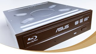 ASUS BW-16D1HT • Der schnelle und leise Blu-ray Brenner • MEER PC 2015 #9