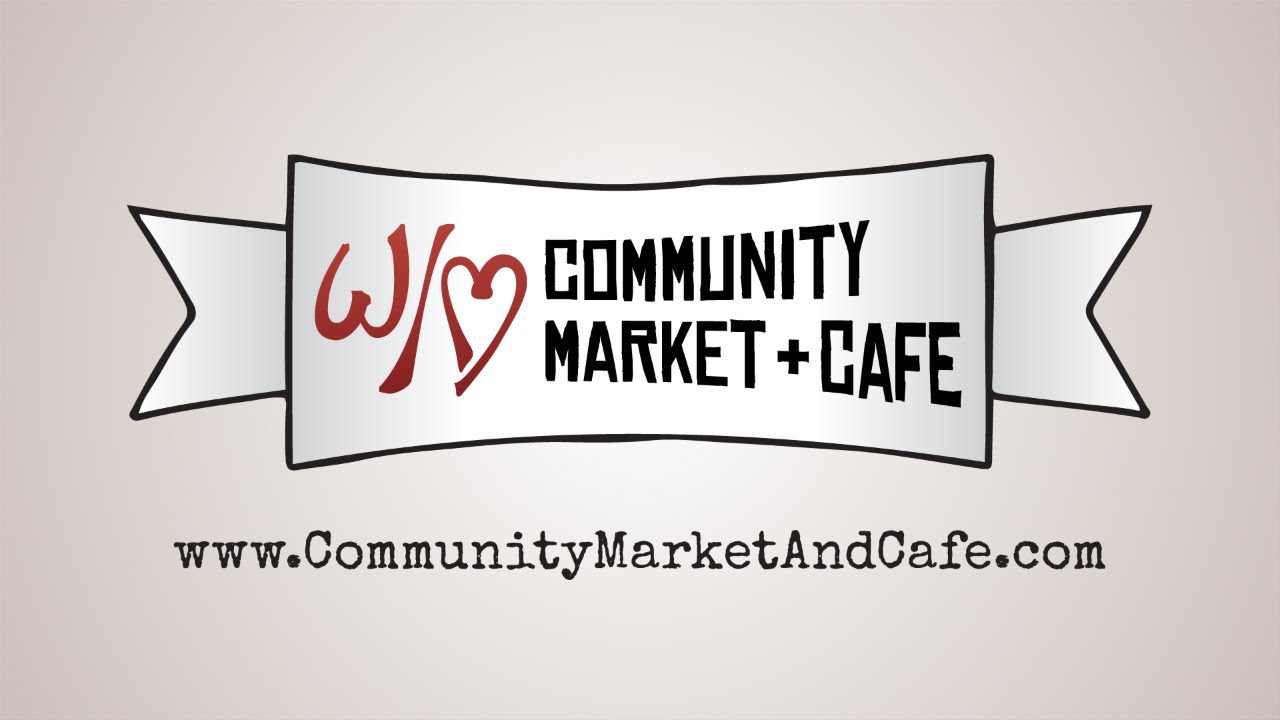 With Love Market and Cafe, With Love Community Market and Cafe