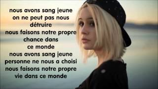Bea Miller   Young Blood (traduction Française)