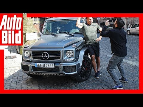 Ralf Moeller im AMG G 63 - Hollywood-Star über Autoposer