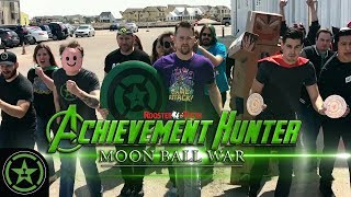 Achievement Hunter: Moon Ball War - Official Trailer (Infinity War Parody)