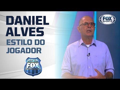'Não tem que mudar', Paulo Lima defende estilo de Daniel Alves