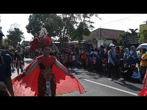 Kirab Pekan Budaya dan Pariwisata Kediri - BPJS Ketenagakerjaan