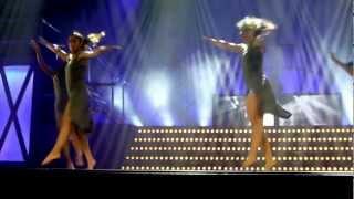 Kalila en Sarah, Eliane, Davinia I Was Here SYTYCD theatertour