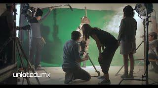 Licenciatura en Cine y Animación Digital Universidad UNIAT 2020 - 2021