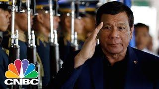 President Trump Tells Philippines President Duterte Of US Subs In Korean Waters: Bottom Line | CNBC