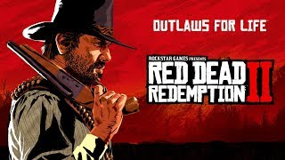 Watch The Official Red Dead Redemption 2 Launch Trailer!