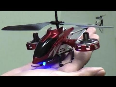 Avatar Z008 4 Channel RC Helicopter Review