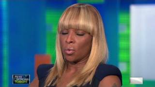 """Blige: """"I was going to die"""""""