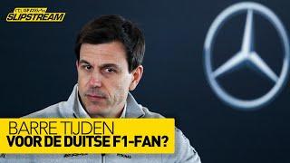 Wat is er aan de hand bij Mercedes?   SLIPSTREAM