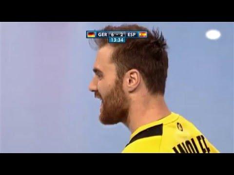 Deutschland vs Spanien | Handball-EM 2016 | Finale | Full Video