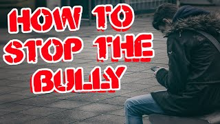 Stopping Bullying Together