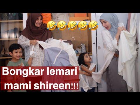 Berantakin Lemari Mami Shireen! #BongkarLemariArtis